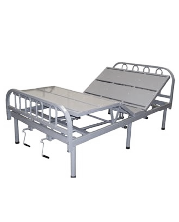 Cama Ortopedica Manual Super Reforzada Hasta 150 Kg